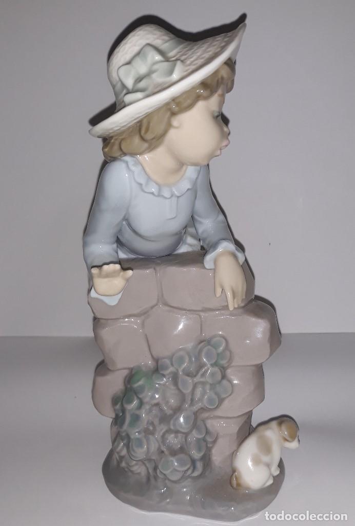 Antigüedades: Figura Nao by Lladró - Foto 2 - 178690772
