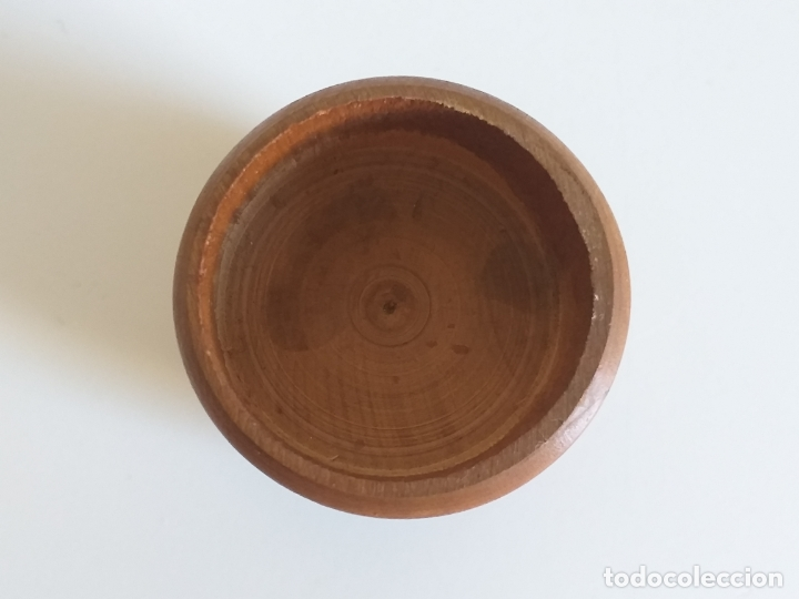 Antigüedades: Porta velas de madera - Foto 4 - 178719412