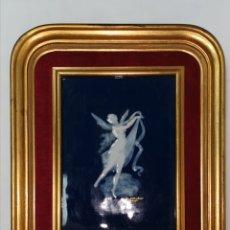 Antigüedades: PLACA LIMOGES II. Lote 178722836