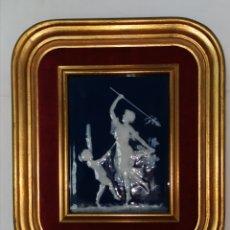 Antigüedades: PLACA LIMOGES I. Lote 178723232
