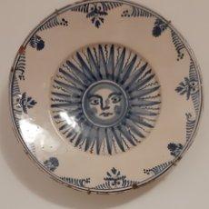 Antigüedades: PLATO CERAMICA CATALAN. Lote 178740467