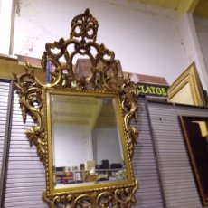 Antigüedades: GRAN ESPEJO CORNUCOPIA . Lote 178754321