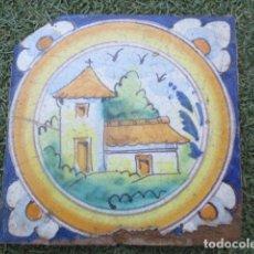 Antigüedades: AZULEJO RAMOS REJANO. Lote 178818586