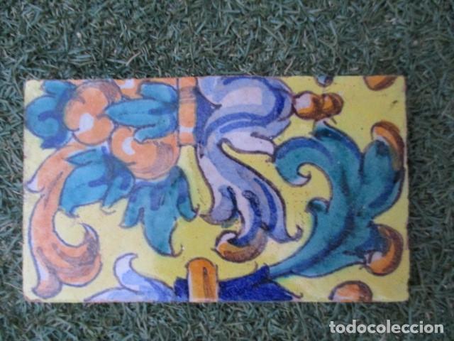 azulejo ramos rejano pintado - Comprar Azulejos Antiguos ...