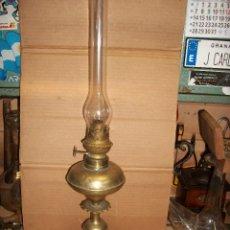 Antigüedades: ANTIGUO QUINQUE DE BRONCE. Lote 178822737