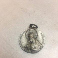 Antigüedades: ANTIGUA MEDALLA - MARIA SANTISIMA DEL REFUGIO - 2CM. Lote 178844270