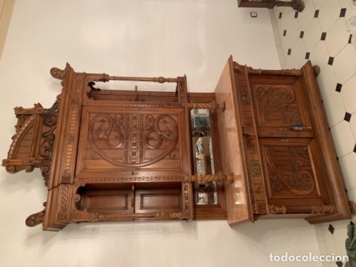 MUEBLE MAGÍN PALLAROLS (Antigüedades - Muebles Antiguos - Aparadores Antiguos)
