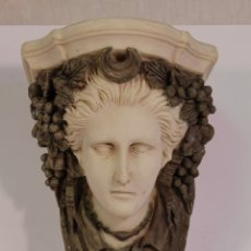 Antigüedades: MENSULA EN RESINA. Lote 178919771
