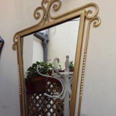 Antigüedades: ESPEJO DE FORJA. Lote 178861167