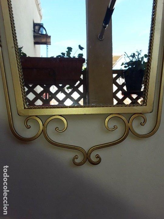 Antigüedades: Espejo de forja - Foto 6 - 178861167