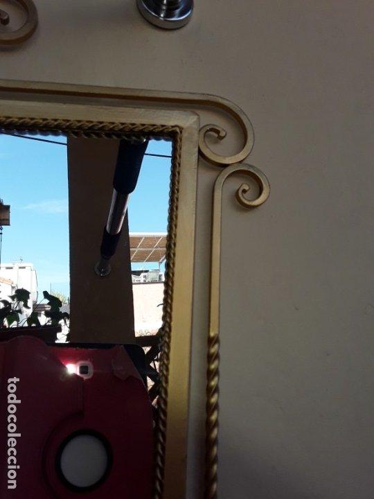 Antigüedades: Espejo de forja - Foto 7 - 178861167