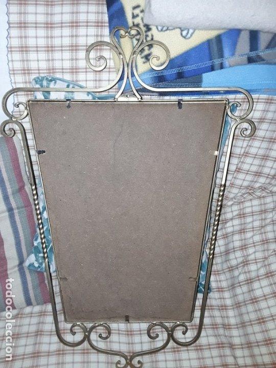 Antigüedades: Espejo de forja - Foto 8 - 178861167