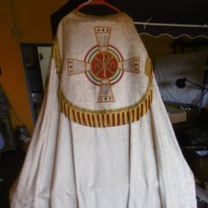 Antigüedades: ANTIGUA CAPA PLUVIAL.. Lote 178957310