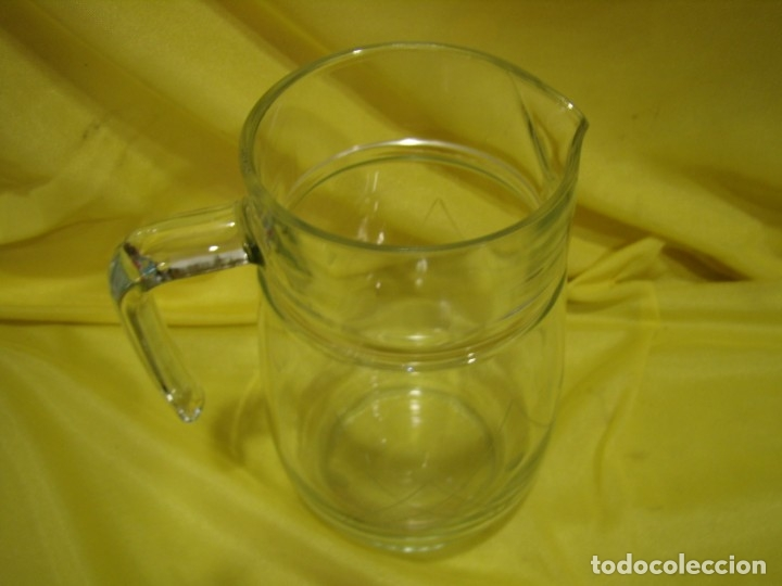 Antigüedades: Cristalería cristal tallado al ácido, de Vicrila España, 61 piezas, años 80, Nueva cajas originales. - Foto 20 - 104976959