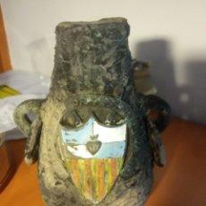 Antigüedades: INICI JARRON DEL SABADELL. Lote 179083930