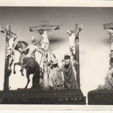 Antigüedades: ESTAMPA FOTOGRAFICA ZAMORA PASO SEMANA SANTA - -R-1. Lote 179085297