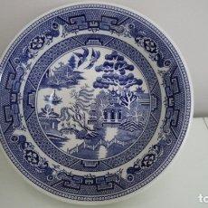 Antigüedades: OPORTUNIDAD VINTAGE: VAJILLA INGLESA JOHN TAMS COMPLETA. Lote 157924486