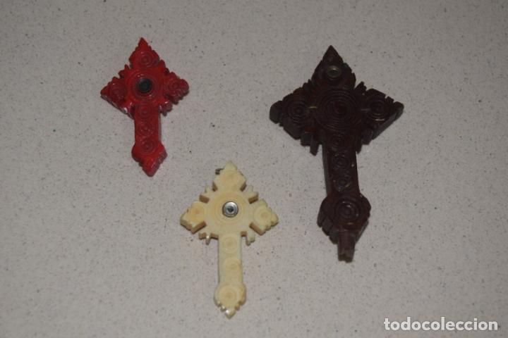 Antigüedades: tres cruces stanhope - Foto 2 - 179109906