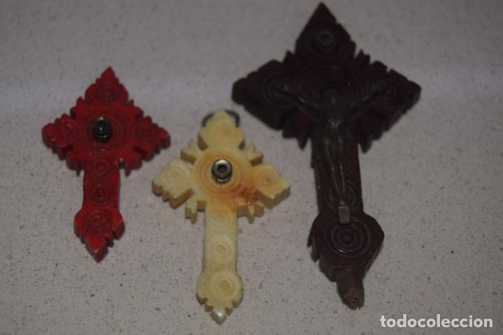 Antigüedades: tres cruces stanhope - Foto 3 - 179109906