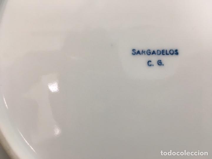 Antigüedades: Plato Sargadelos - Foto 5 - 179109928