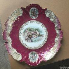 Antigüedades: PLATO DE CERÁMICA. Lote 179120126