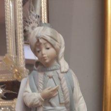 Antigüedades: PAJE FIGURA LLADRO. Lote 179132157