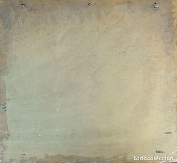 Antigüedades: COMPOSICIÓN DE 4 AZULEJOS. CERÁMICA CATALANA ESMALTADA. SIGLO XVIII-XIX. - Foto 4 - 179140328