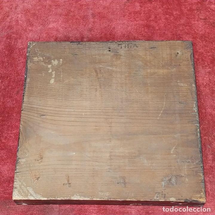 Antigüedades: AZULEJO BARROCO. CERÁMICA ESMALTADA. CATALUNYA. ESPAÑA. SIGLOS XVII-XVIII - Foto 7 - 179146287