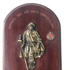 Antigüedades: METOPA -SANTIAGO 1993 AÑO SANTO COMPOSTELANO- PEREGRINO. . Lote 179216795