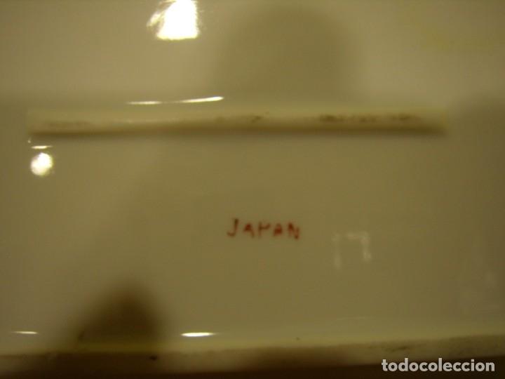 Antigüedades: Bandeja, vacía bolsillos, porcelana fabricado en Japón, Nueva sin usar. - Foto 3 - 179220161
