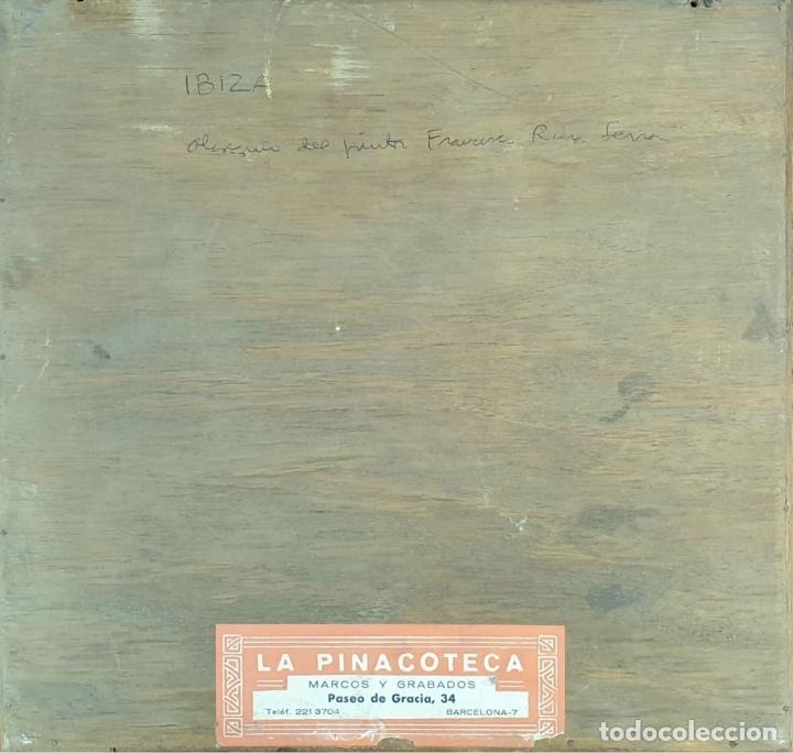 Antigüedades: COMPOSICION DE 4 AZULEJOS BARROCOS. CERÁMICA CATALANA. MOTIVOS FLORALES. SIGLO XVII-XVIII. - Foto 2 - 179222147