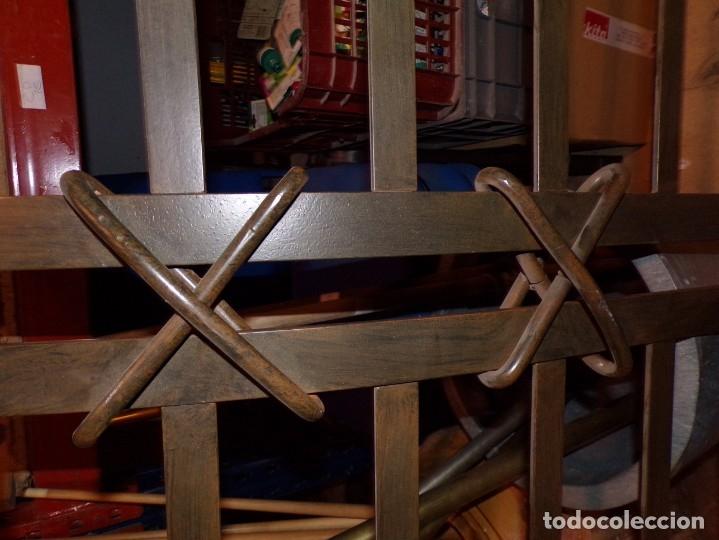 Antigüedades: cabezal hierro forjado - Foto 3 - 179239357