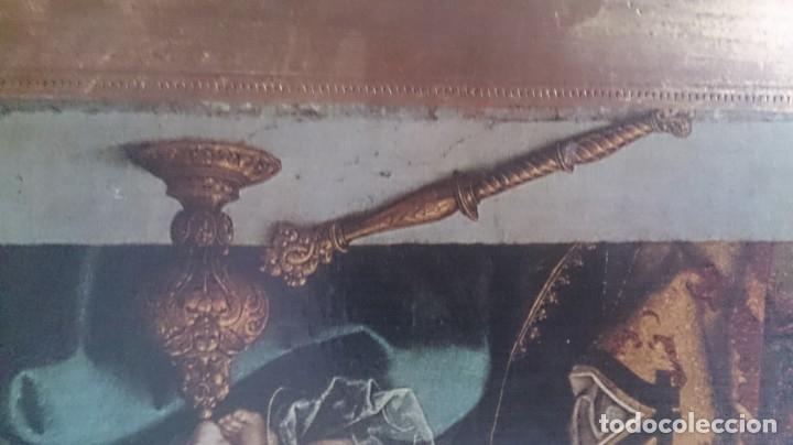 Antigüedades: Típico religioso 72x40ctms. 2500 gms - Foto 2 - 179252583