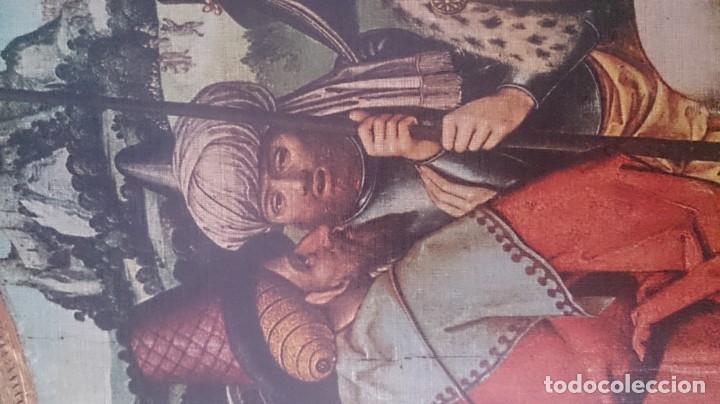 Antigüedades: Típico religioso 72x40ctms. 2500 gms - Foto 8 - 179252583