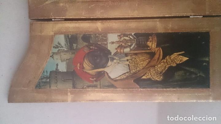 Antigüedades: Típico religioso 72x40ctms. 2500 gms - Foto 12 - 179252583