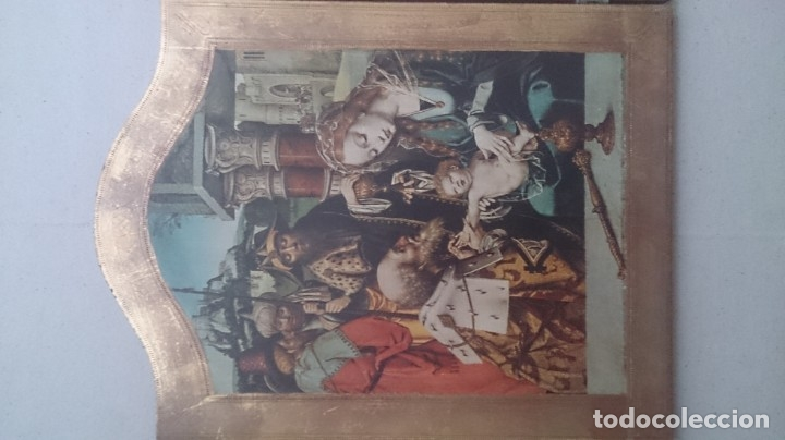 Antigüedades: Típico religioso 72x40ctms. 2500 gms - Foto 15 - 179252583
