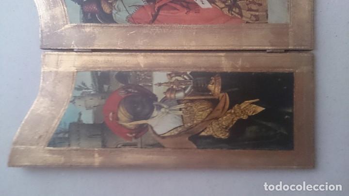 Antigüedades: Típico religioso 72x40ctms. 2500 gms - Foto 16 - 179252583