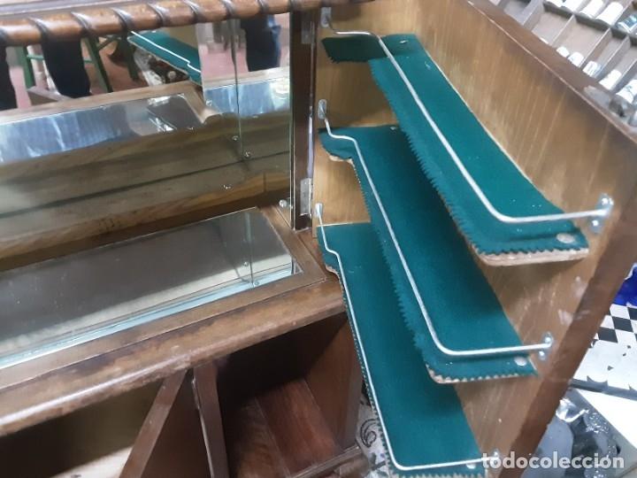 Antigüedades: Mueble bar. Años 40. Madera maciza. Maravilloso mueble para su salón o bodega. - Foto 19 - 179277490