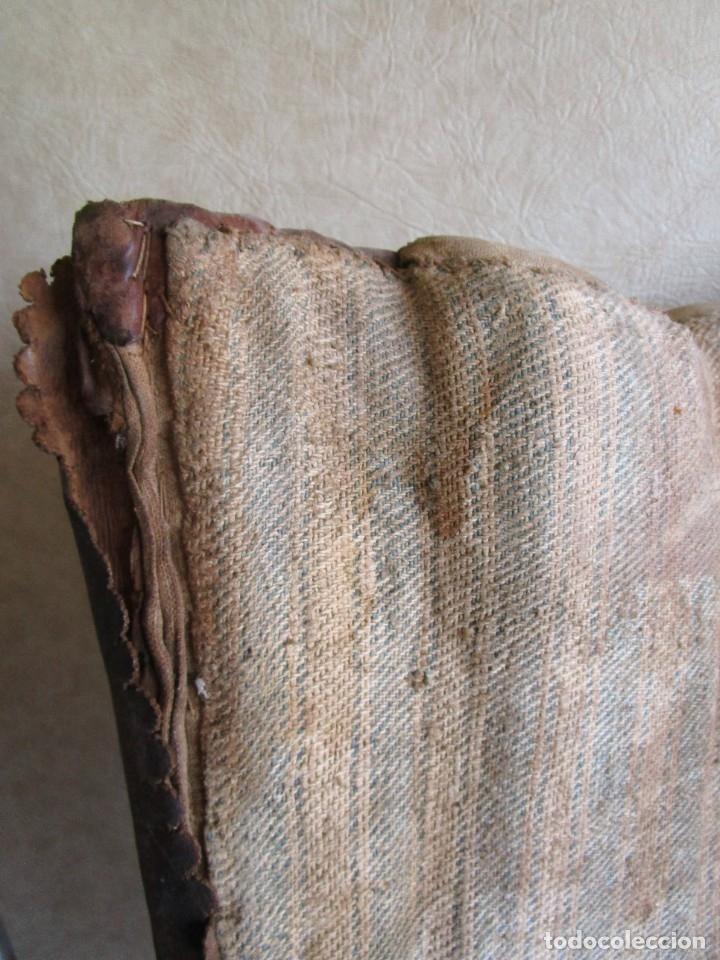 Antigüedades: antigua silla o montura de caballo - Foto 15 - 179318017