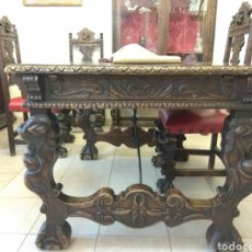 Antigüedades: COMEDOR ANTIGUO. Lote 179333261
