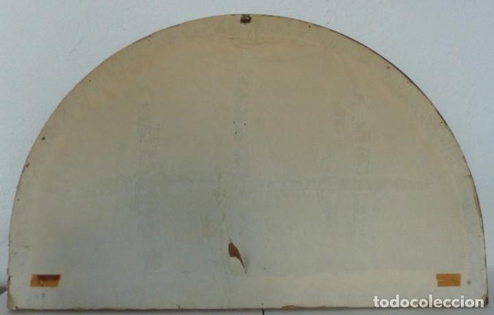 Antigüedades: ABANICO CON ABANIQUERA - CAREY - ENCAJE CHANTILLI - SG XIX. - Foto 5 - 179340373