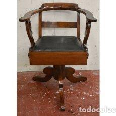 Antigüedades: SILLON FERNANDINO. Lote 179383323
