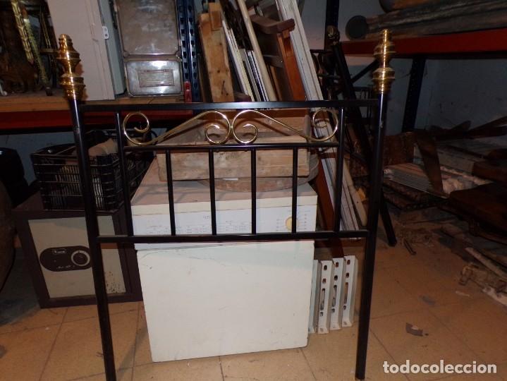CABEZAL DE CAMA (Antigüedades - Muebles Antiguos - Camas Antiguas)