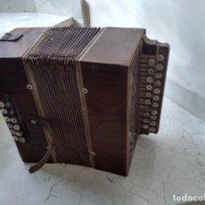 Antigüedades: MAGNIFICO ACORDEÓN ANTIGUO. Lote 179404543