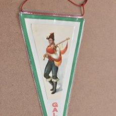 Antigüedades: BANDERIN DE GALICIA. Lote 179545272
