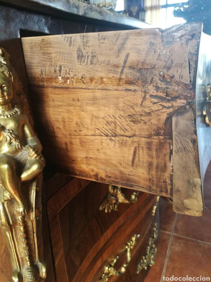Antigüedades: Cómoda Luis XV .siglo XVIII - Foto 6 - 179954735