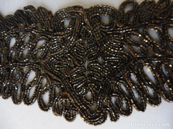 Antigüedades: ANTIGUA PIEZA DE AZABACHE S.XIX - Foto 3 - 180033286