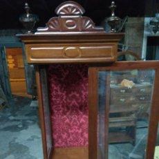Antigüedades: CAPILLA HORNACINA. Lote 180036655