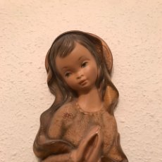 Oggetti Antichi: ANTIGUA FIGURA RELIGIOSA. Lote 180037825