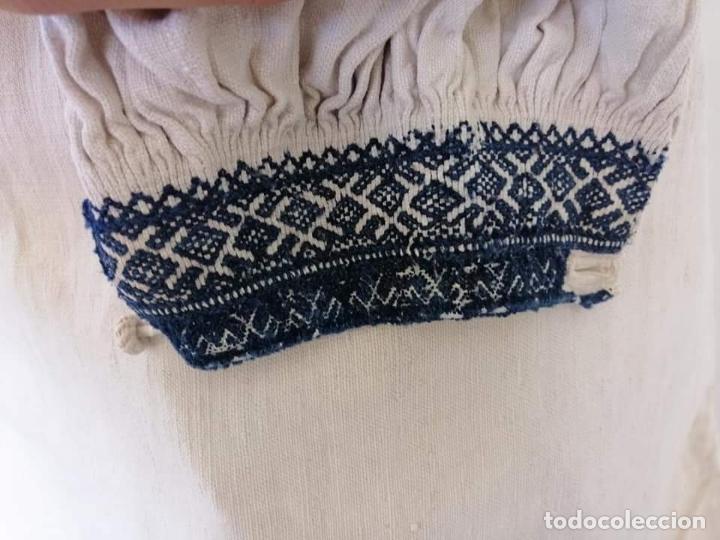 Antigüedades: Camisa zamorana - Foto 6 - 180086772